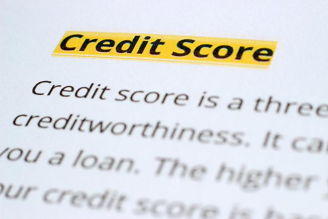 credit history affects insurance rates