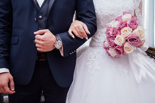 More couples saying 'I do' to wedding insurance